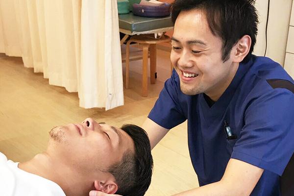 馬込鍼灸整骨院は笑顔あふれる整骨院です